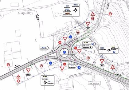 El Gobierno de La Rioja construirá este año una rotonda para aumentar la seguridad vial en el acceso a Navarrete