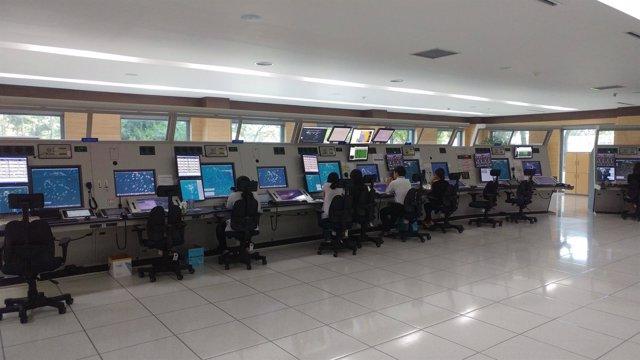 Centro de Control aéreo de Aproximación de Seúl
