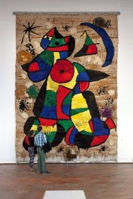 Tapiz de Joan Miró