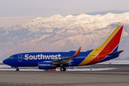 Southwest Airlines transportó a 9,3 millones de pasajeros en febrero, un 5,9% más