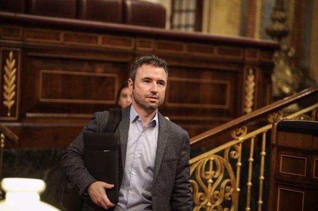 Guillermo Díaz Ciudadanos Congreso