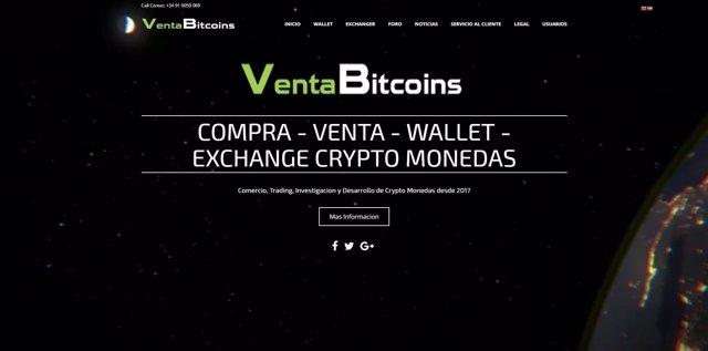 VentaBitcoins