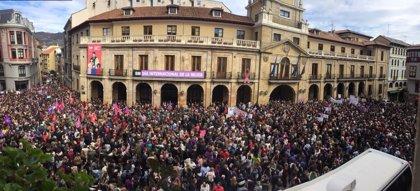 """Sánchez Ramos afirma que """"hay más gente en la concentración por las mujeres que en el pregón de San Mateo"""""""