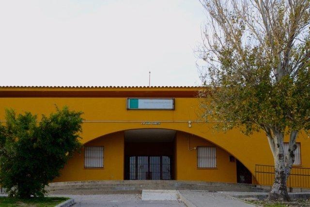 Nota Y Foto Sobre Ampliación Colegios Algecireños San García Y Caetaria