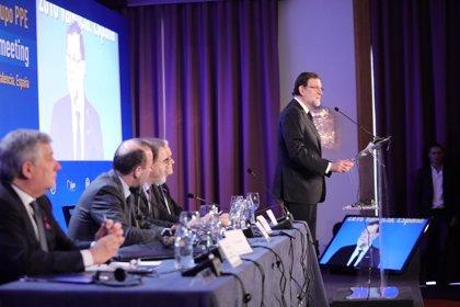 """Rajoy: """"València es una ciudad abierta al mundo con vocación europea y comprometida con la innovación"""""""