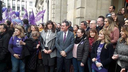 """Loles López (PP-A) afirma que en la lucha por la igualdad real """"no caben ideologías"""" sino trabajar todos juntos"""
