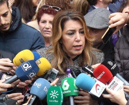 Susana Díaz: Airbus asegura nueva carga de trabajo para Andalucía y la del A-380 y A-400M hasta 2030