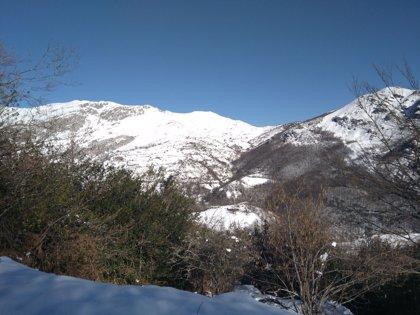 Aemet alerta de riesgo de aludes en la Sierra de Gredos