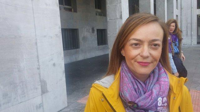 Ana María Rodríguez, de CCOO