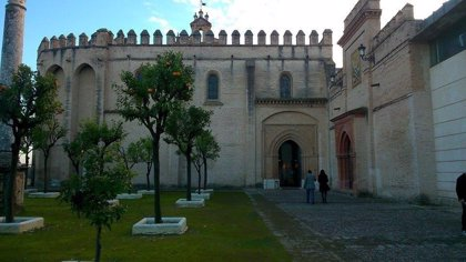 """Aprobadas las directrices para la """"recuperación"""" de los paños de azulejo robados en el Monasterio de Santiponce"""