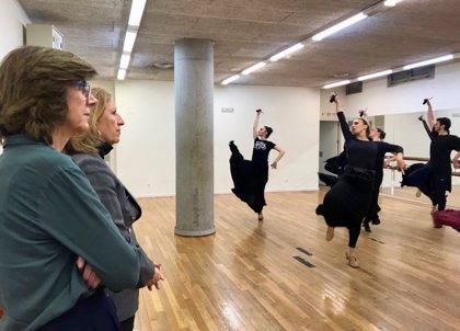 El Auditorio regional acoge el estreno del ballet 'Dumas Flamenco. Los tres mosqueteros'