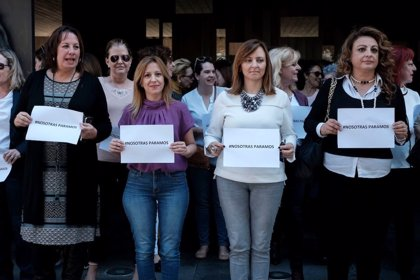 """Las consejeras de Canarias dicen que la huelga es un """"golpe sobre la mesa"""" para """"visibilizar"""" la desigualdad"""