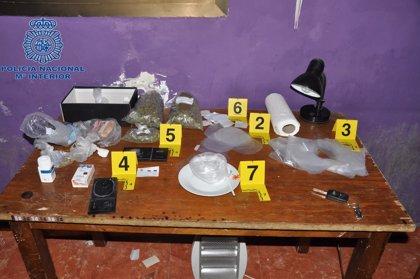 La 'Operación Nitrato' de la Policía Nacional se salda con diez detenidos por tráfico de drogas