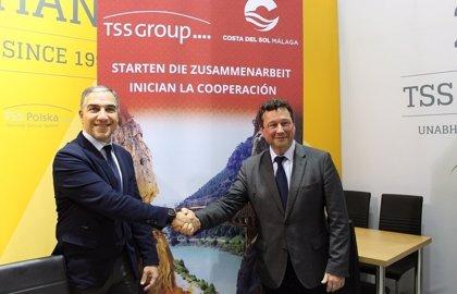 La Costa del Sol busca acuerdos para aumentar la conectividad aérea con Alemania y paliar la caída de plazas