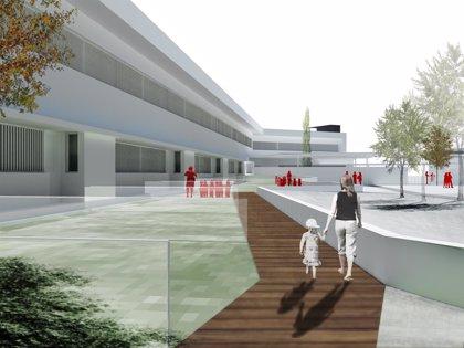 La Junta licita por más de 4,7 millones la construcción del nuevo colegio de Turruñuelos