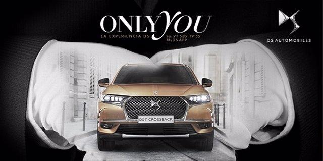 Programa de fidelización de DS 'Only You'