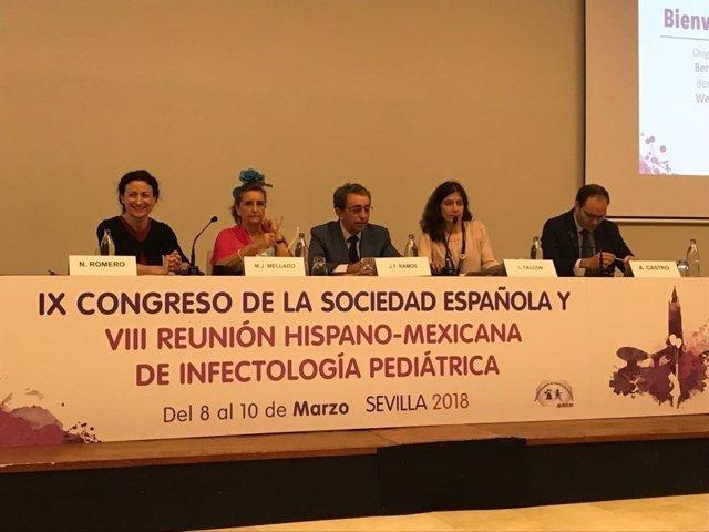 IX Congreso Nacional de la Sociedad de Infectología Pediátrica