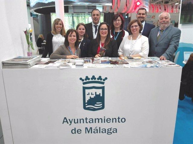 El Ayuntamiento De Málaga Informa: Málaga Firma Un Acuerdo De Colaboración Con L