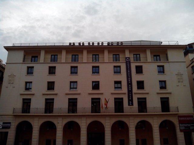 Sede de la Audiencia de Alicante