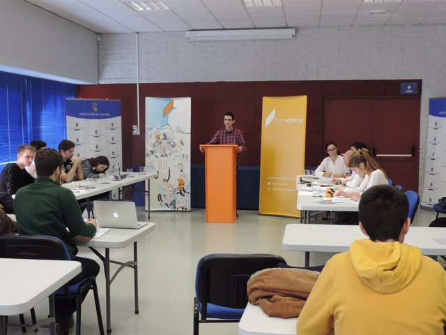 El Torneo De Debate 'Jóvenes Promesas' Se Celebra El 10 De Marzo En Almería.