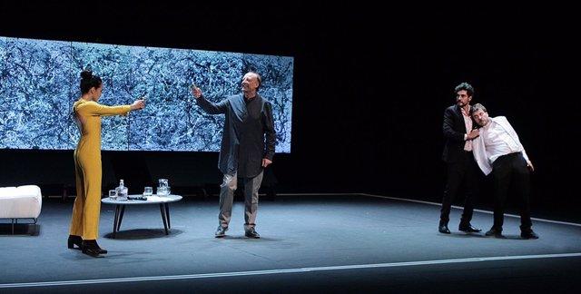 Faraday obra de teatro de Fernando Ramírez Baeza llega al Cervantes Málaga