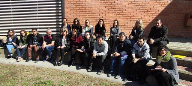 Participantes en la II Lanzadera de Empleo.