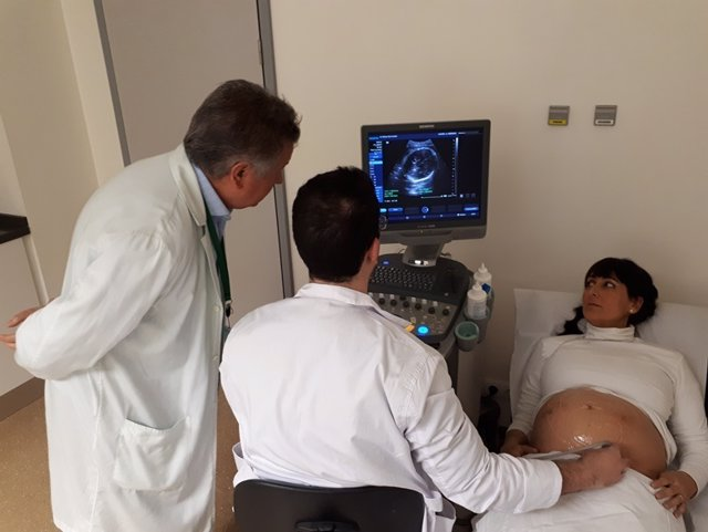 Nota Y Fotos / El Hospital Del Campus Inicia La Actividad En Consultas De Gineco