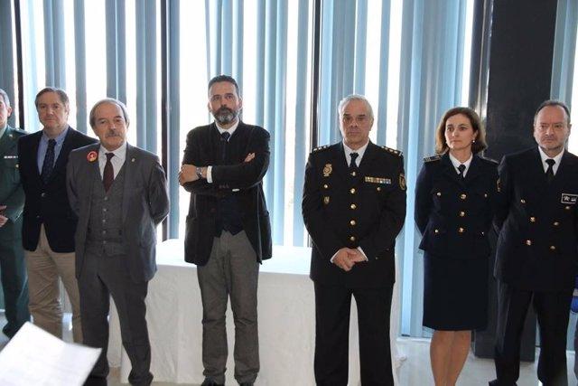 Acto institucional Bomberos de Oviedo