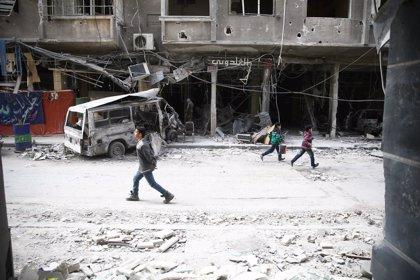 Más de mil muertos por los incesantes bombardeos del régimen sirio en Ghuta Oriental