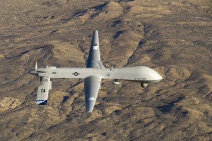 Mueren cinco presuntos miembros de Estado Islámico en un bombardeo de un dron de EEUU en Afganistán
