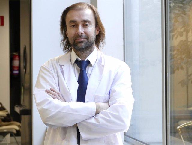 El doctor Miguel Quintela
