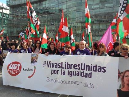 """UGT cree que la jornada de huelga ha sido """"histórica"""""""