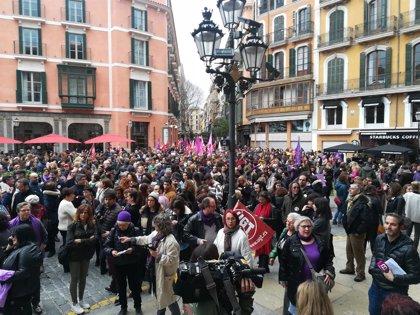 El Govern cifra en casi un 14% el seguimiento de la huelga en la administración autonómica