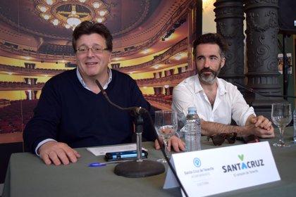 El Teatro Guimerá acoge este fin de semana la comedia 'Smooking room'