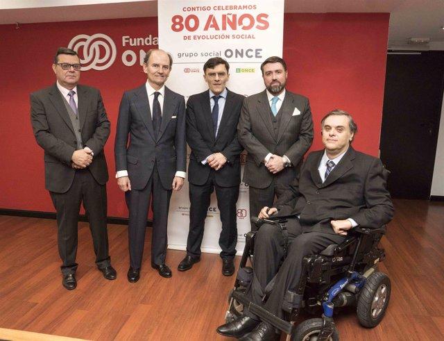 Acuerdo Talgo, Fundación Talgo y Fundación ONCE
