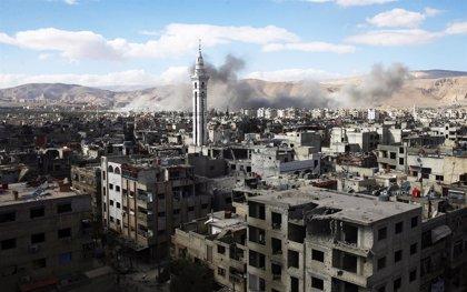 El Ejército de Siria anuncia nuevos avances en su ofensiva en Ghuta Oriental