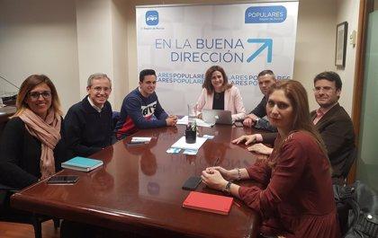 """""""Libertad e Igualdad"""", título del comunicado que coordina Patricia Fernández en el Congresod el PP"""