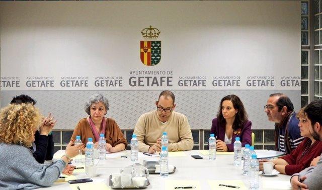 Alcaldes afectados por la línea C3 de Cercanías en Getafe