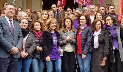 8M.- Concentraciones, actividades y marchas en los distritos y los municipios por el Día de la Mujer