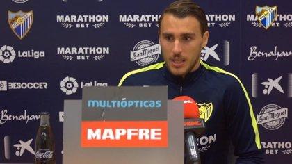 """Ignasi Miquel: """"Si somos valientes tendremos opciones ante el Barça"""""""