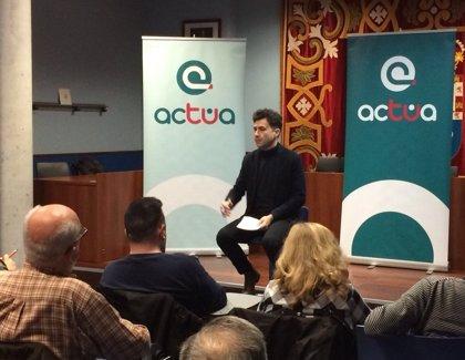 La plataforma 'Actúa' presentará candidatura a la Alcaldía de Leganés en las elecciones de 2019