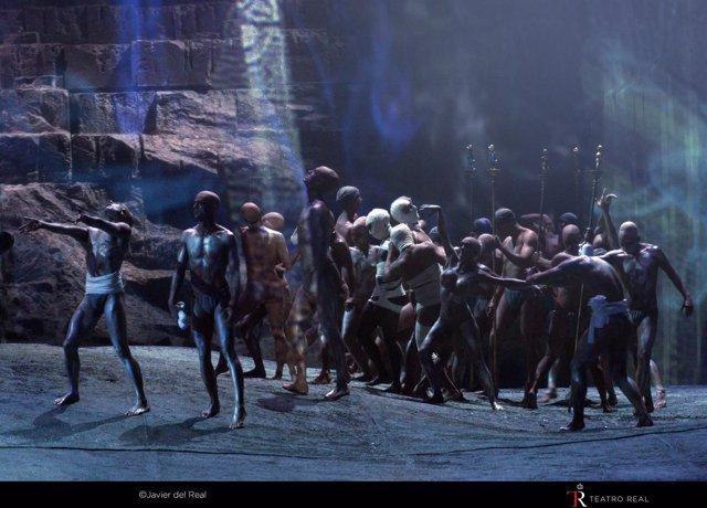 Aida, de Giuseppe Verdi, en el Teatro Real