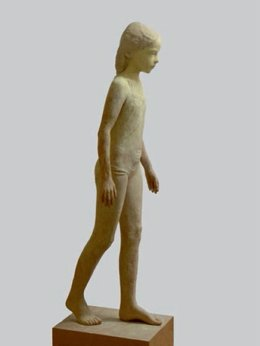 La obra 'Desnudo' de Pedro Quesada, premio Reina Sofía