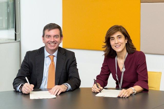 Grup Euskaltel I Microsoft Estableixen Una Aliança Estratègica Per la Tran