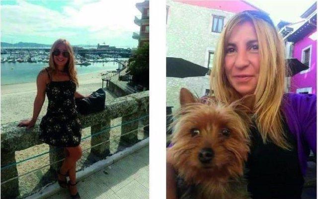 La gijonesa desaparecida en Navia, Paz Fernandez Borrego