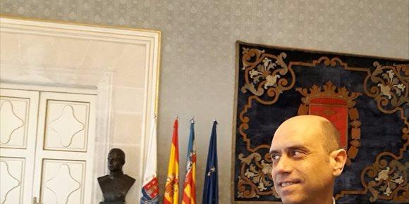 1. L'Audiència d'Alacant confirma el processament d'Echávarri pel cas Comerç