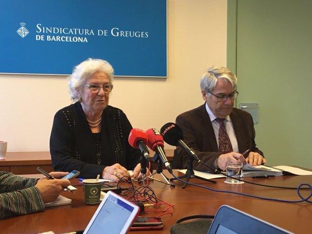 Maria Assumpció Vilà, Síndica de Greuges de Barcelona