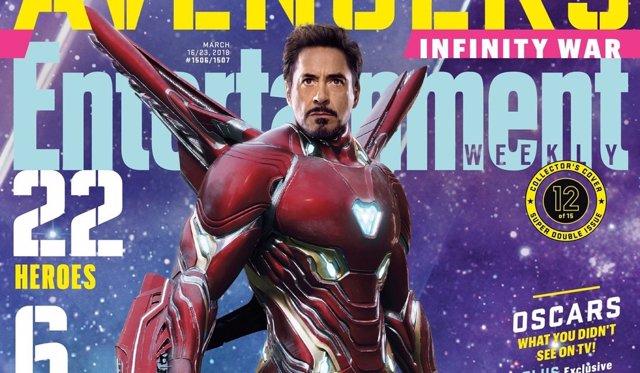 Iron Man Estrenará la armadura Bleeding Edge en Vengadores. Infinity War