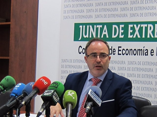 El director general de Turismo, Francisco Martín Simón