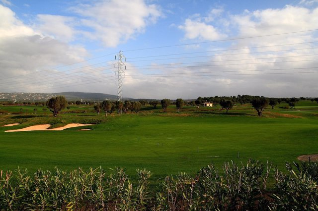 Son Gual, campo de golf